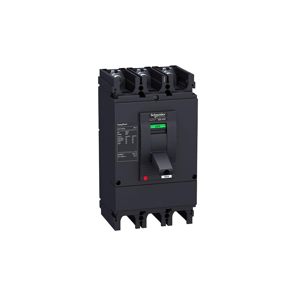 DISJUNTOR EZC630H3600N (3P/600A) SCHNEIDER