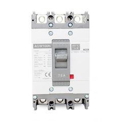 Disjuntor Agw100N-Dx75-3 (3P/75A)
