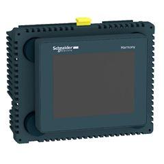 Ihm Gráfica 3.5 Interface Homem Maquina  Com Controlador Lógico Programável Com Backlit Led Tft Lcd Colorido 320 X 240 Pixels Qvga Hmiscu6A5 Harmony Scu Schneider