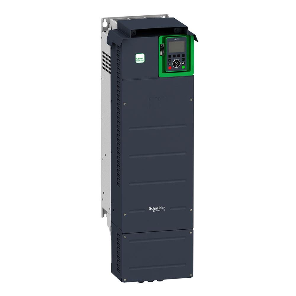 Inversor de Frequência Alimentação 380V Trifásica Saida 380V Trifásico 125CV ATV630D90N4 SCHNEIDER