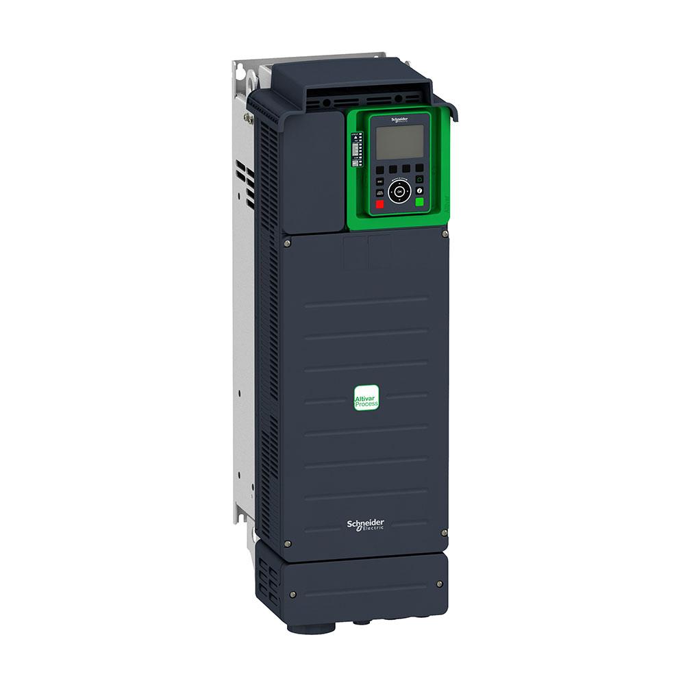 Inversor de Frequência Alimentação 380V Trifásico Saida 380V Trifásico 60CV ATV930D45N4 SCHNEIDER