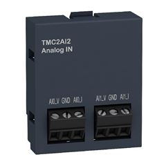 Cartao Tmc2Ai2 (2Entradas Analog./M221) Schneider