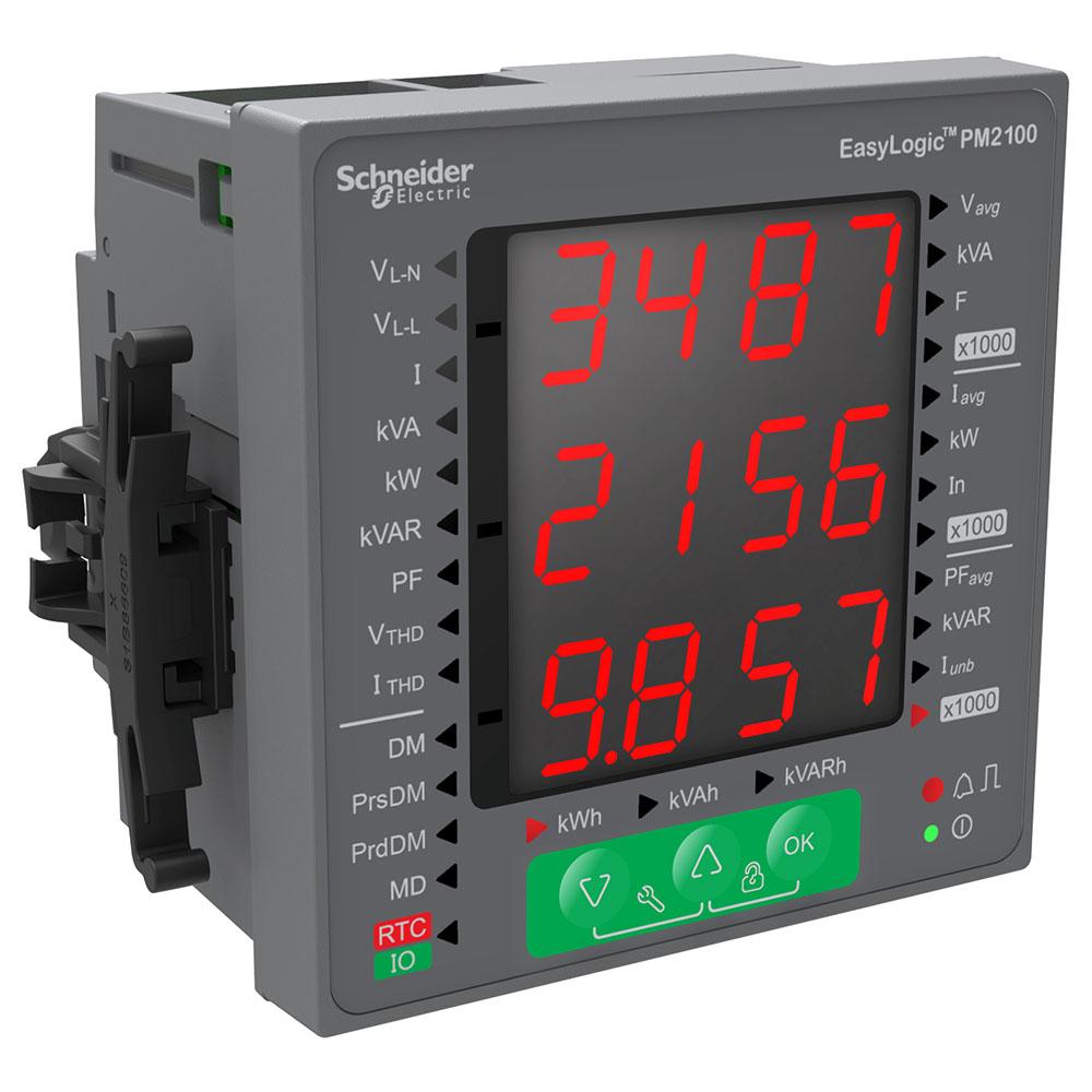Multimedidor Easylogic Metsepm2120 Schneider