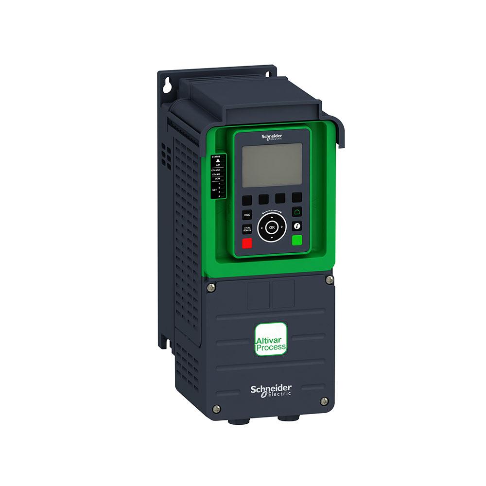 Inversor de Frequência Alimentação 380V Trifásica Saida 380V Trifásico 5CV ATV630HU40N4 SCHNEIDER