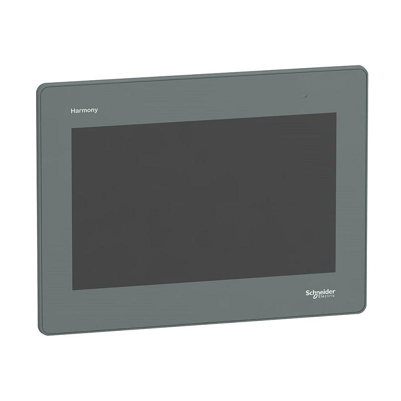 Ihm 10.1 Interface Homem Maquina Lcd Tátil Avançada Colorida Wvga 800 X 480 Pixels Serial Tft E Ethernet Hmigxu5512 Harmony Easy Gxu Schneider