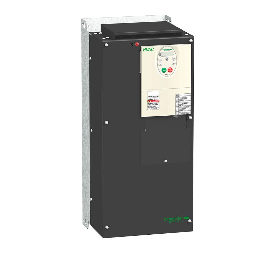 Inversor de Frequência Alimentação 380V Trifásica Saida 380 Trifásico 50CV ATV212HD37N4  SCHNEIDER