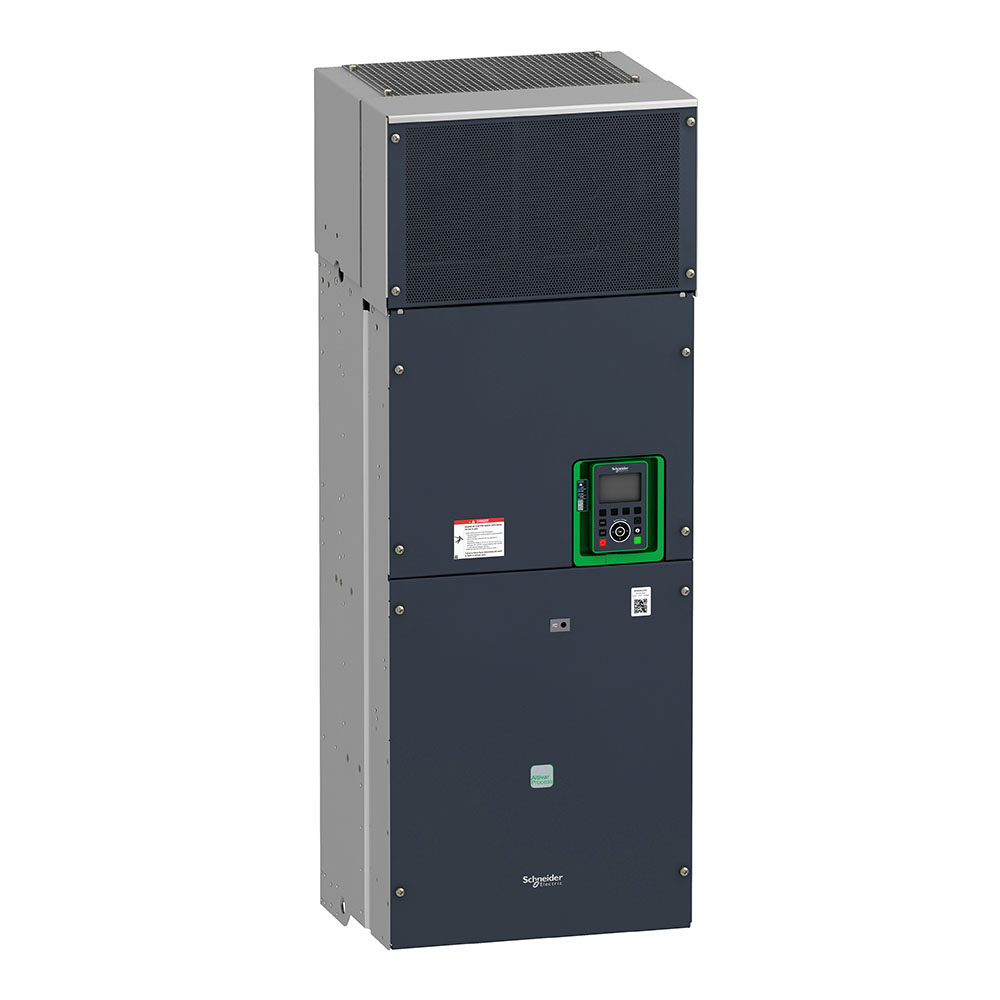 Inversor de Frequência Alimentação 380V Trifásica Saida 380V Trifásico 300CV ATV630C22N4 SCHNEIDER