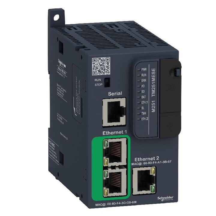 Clp Tm251Mese Controlador Lógico Programável (Ethernet) Schneider