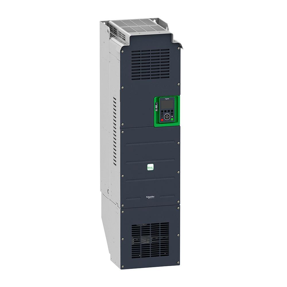 Inversor de Frequência Alimentação 380V Trifásico Saida 380V Trifásico 175CV ATV930C13N4C SCHNEIDER