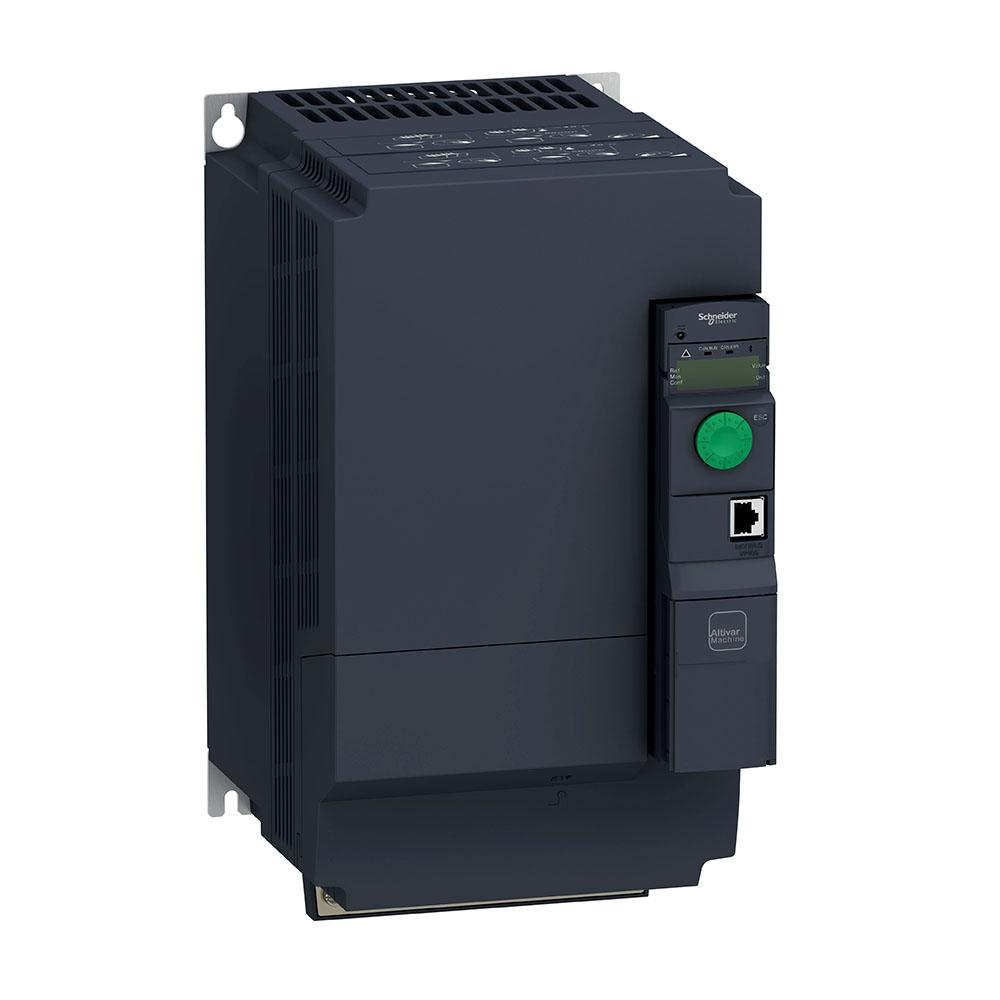 Inversor de Frequência Alimentação 380V Trifásico Saida 380V Trifásico 20CV ATV320D15N4B SCHNEIDER