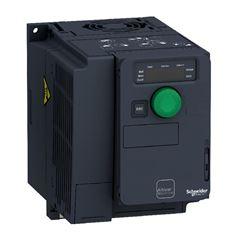 Inversor De Frequência Alimentação 220V Monofásico Saida 220V Trifásico 2Cv Atv320U15M2C Schneider
