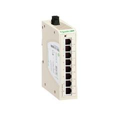 Switch Não Gerenciável Connexium 8 Portas Schneider