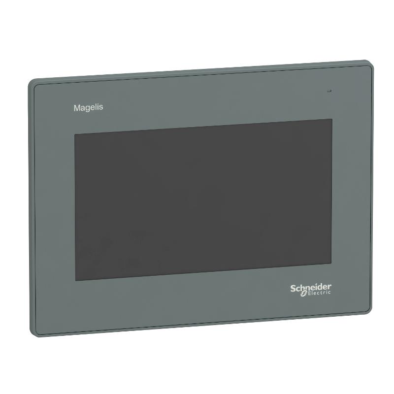 Ihm 7 Interface Homem Maquina Otimizada Colorida Wvga Tft Serial Hmigxu3512Fz03 Ethernet Schneider