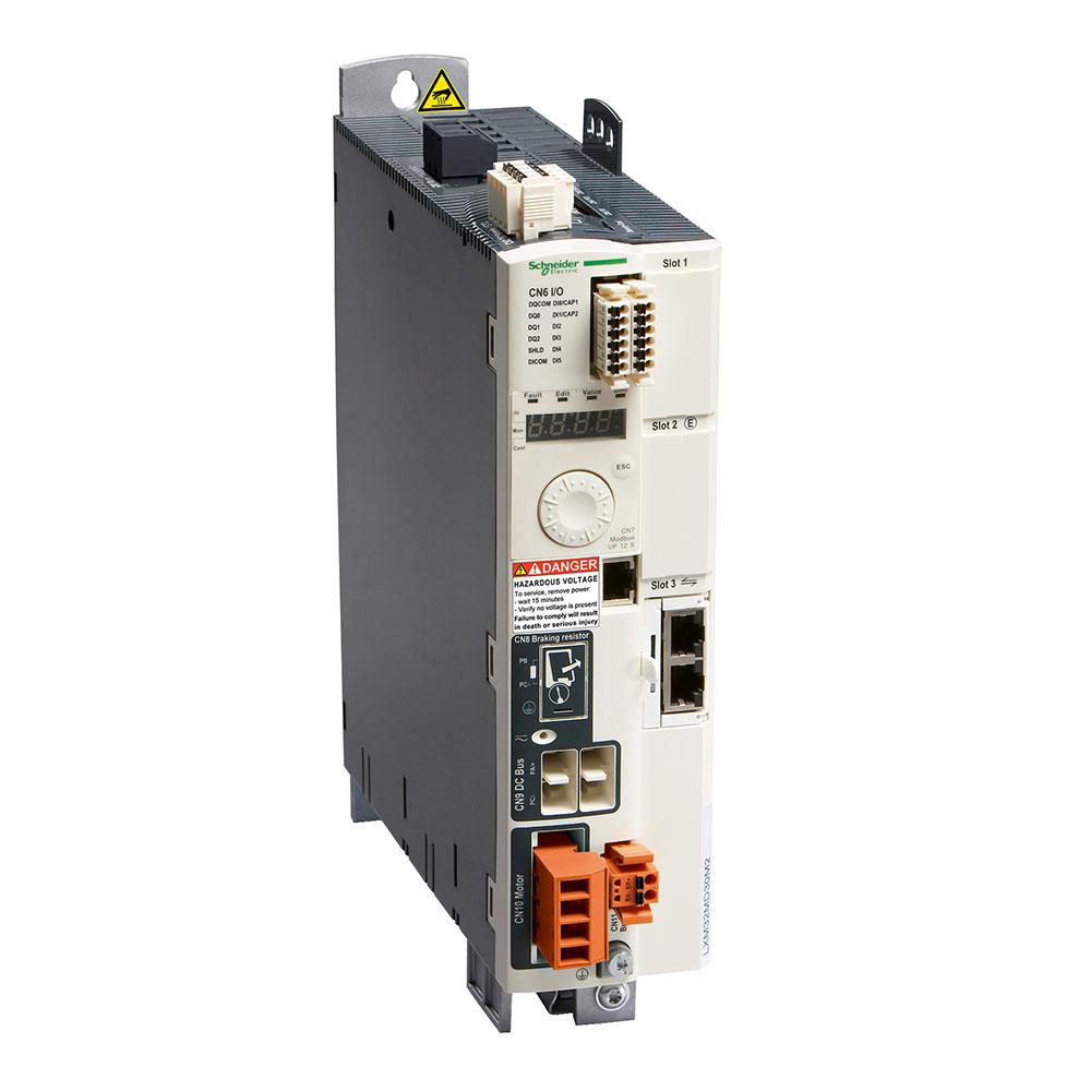 Srvdrv Modular In-Ipk=24-72A 208-480V 3F Schneider
