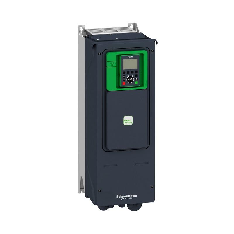 Inversor de Frequência Alimentação 380V Trifásica Saida 380V Trifásico 30CV  IP55 ATV650D22N4 SCHNEIDER