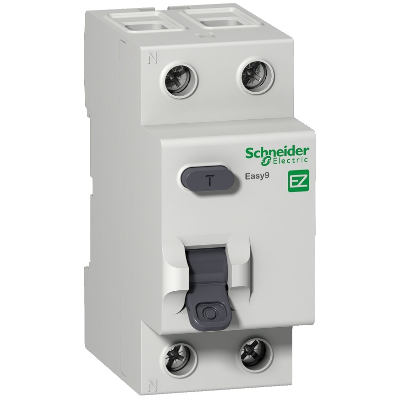 Interruptor Diferencial Residual Easy9 2P 300Ma 25A Classe Ac 6000A 230V