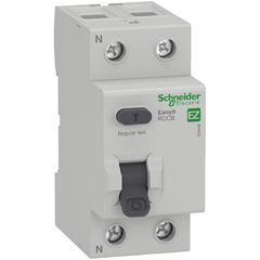 Interruptor Diferencial Residual Easy9 2P 300Ma 25A Classe Ac 6000A 230V