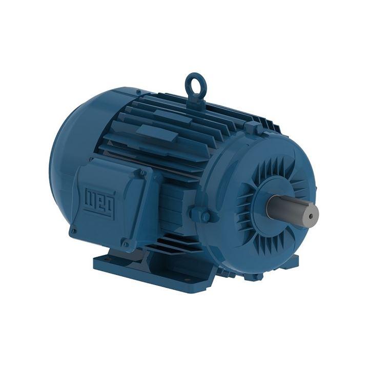 Motor Elétrico Trifásico 1Cv 4P 80 3F 220/380/440V 60Hz Ic411 - Tfve - B3D W22 Ir3 Premium Weg
