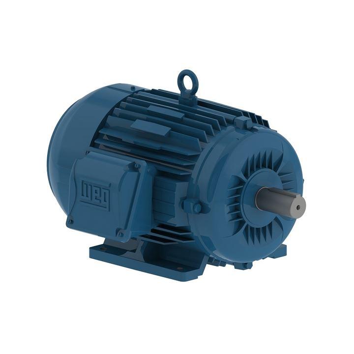 Motor Elétrico Trifásico 1.5Cv 4P L80 3F 220/380/440V 60Hz Ic411 - Tfve - B3D W22 Ir3 Premium Weg