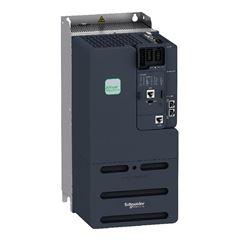 Inversor De Frequência Alimentação 380V Trifásico Saida 380V Trifásico 30Cv Atv340D22N4E Ethernet Schneider