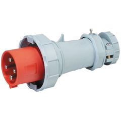 Plug Industrial Piw-125P4H6E53