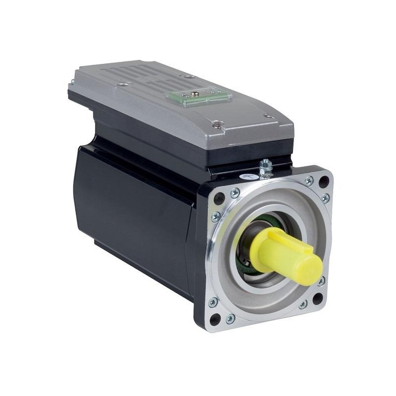 Servomotor Com Drive Integrado Flange De 100Mm 5.8 Nm/3000 Rpm Mono-Volta Eixo Chavetado Com Freio Ip65 Ilm1003P31F0000 Schneider