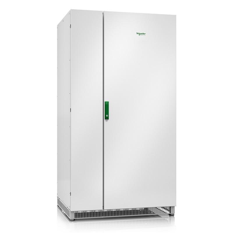 Gabinete para baterias clássico Easy UPS 3M com baterias IEC, 1.000 mm de largura - Config. C E3MCBC10C Schneider