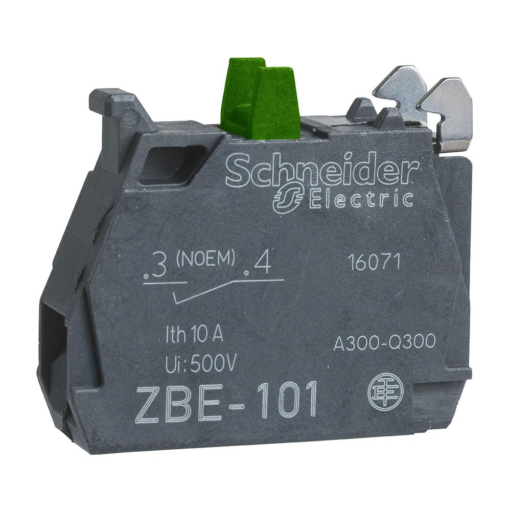 Bloco Zbe101 (01Na) Schneider