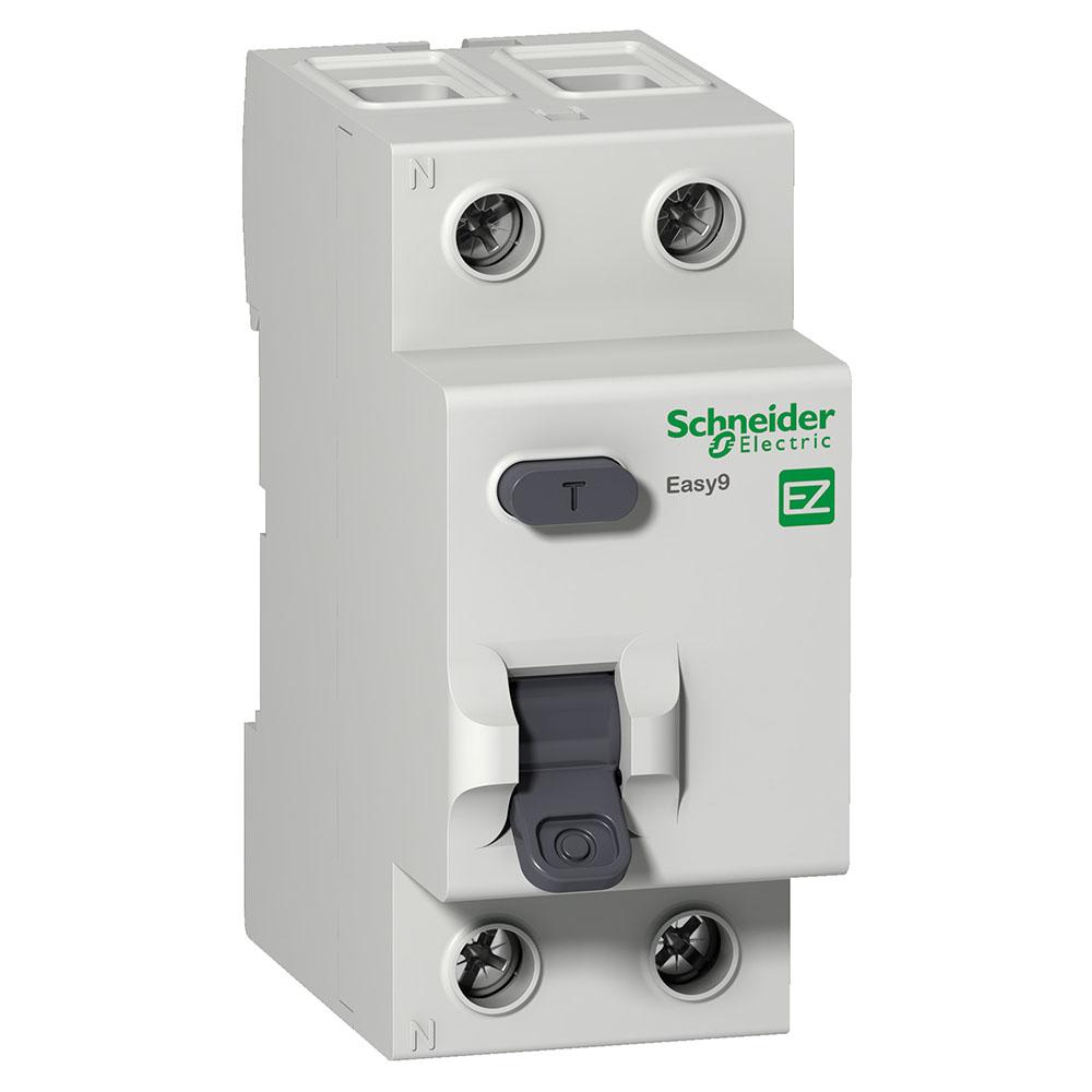 Disjuntor Dr Ez9R33225 2P 30Ma 25A Schneider