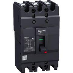 Disjuntor Ezc100N3080 (3P/80A) Schneider