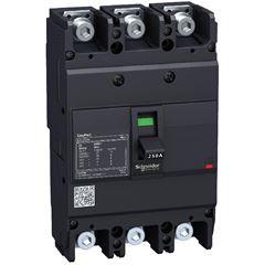 Disjuntor Ezc250N3200 (3P/200A) Schneider