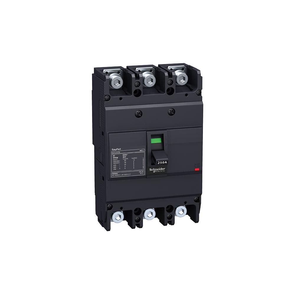 Disjuntor Ezc250N3250 (3P/250A) Schneider