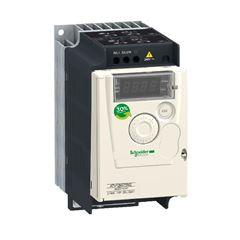 Inversor De Frequência Alimentação 220V Monofásica Saida 220V Trifásica 220V 1Cv  Atv12H075M2 Schneider