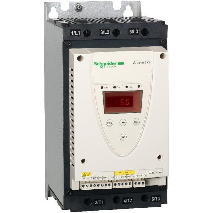 Soft Start Ats22D88Q (45Kw/60Cv 88A) Schneider