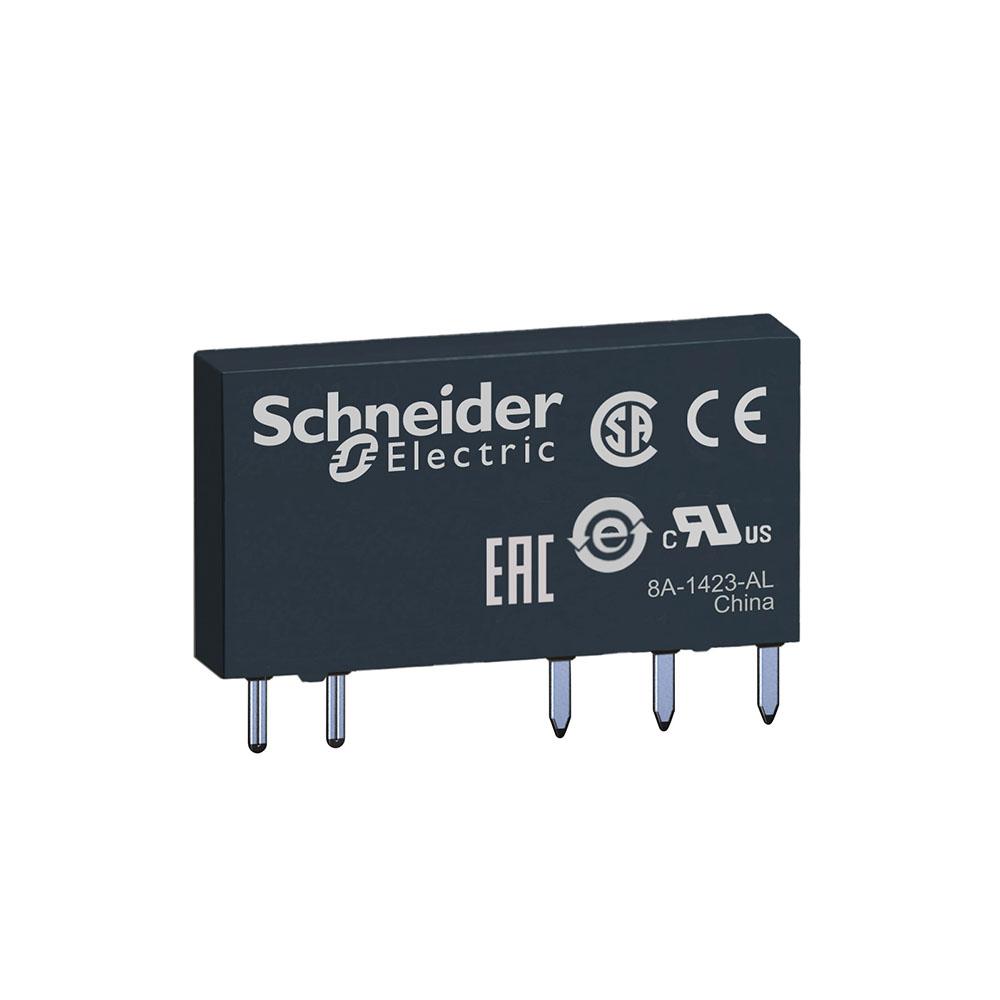 Rele Rsl1Ab4Bd (1Nanf/6A/24Vcc) Schneider