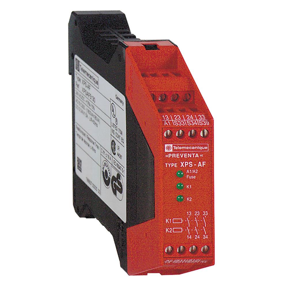 RELE SEGURAN¿A XPSAF5130 (24VCC/CA) SCHNEIDER