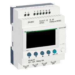Rele Zelio Logic Sr3B101Bd (24Vcc) Schneider