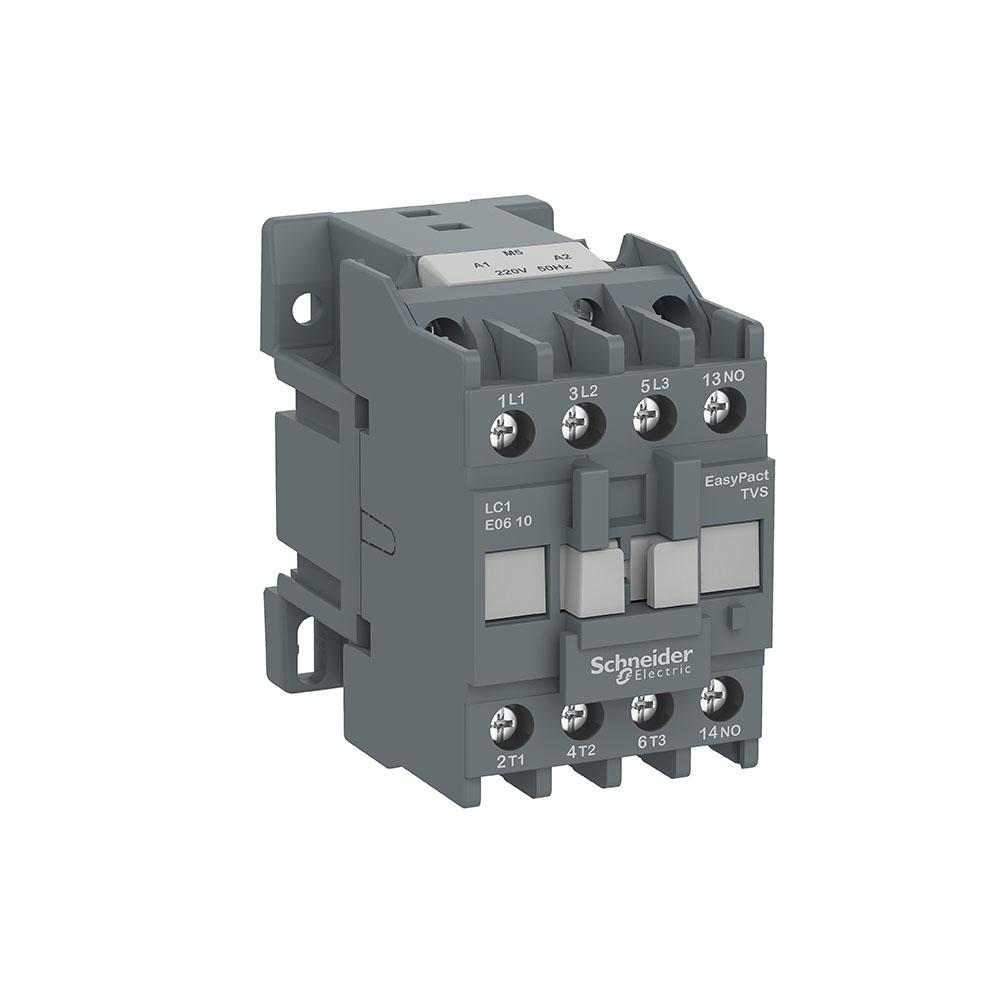 Contator Lc1E0910M7 (9A/220Vca) Schneider