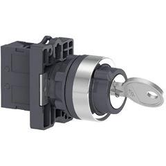 Comutador Xa2Eg21 (Chave/2Posi.Fixa/1Na) Schneider
