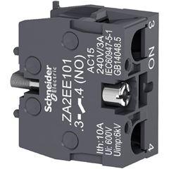 Bloco Za2Ee101 (P/Botao Xa2E/1Na) Schneider
