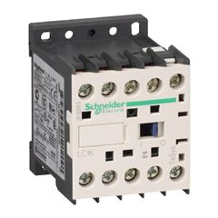 Contator Mini Lc1K0601B7 (6A/1Nf/24Vca) Schneider