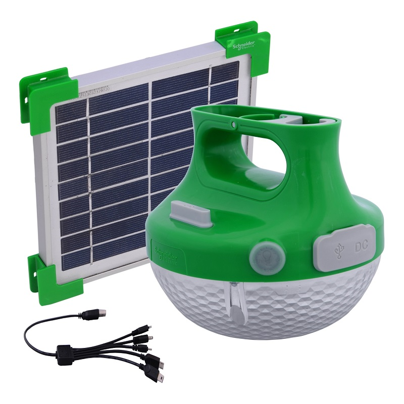 Gerador Solar Aep-Lb-Su12W (C/Led) Schneider