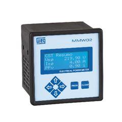Multimedidor Mmw02 (96X96Mm/Modbus)