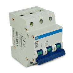 Disjuntor Mdw-C50-3 (Curva C 3P 50A)